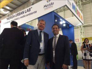 Mauricio Vila, alcalde de Mérida (México)