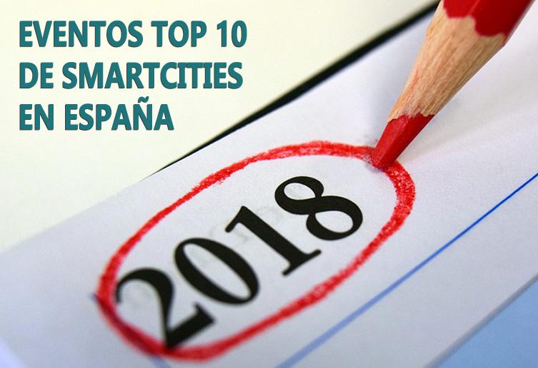 Ferias Top 10 Smartcity España