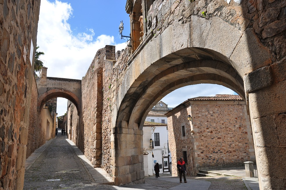 Cáceres, Patrimonio Histórico